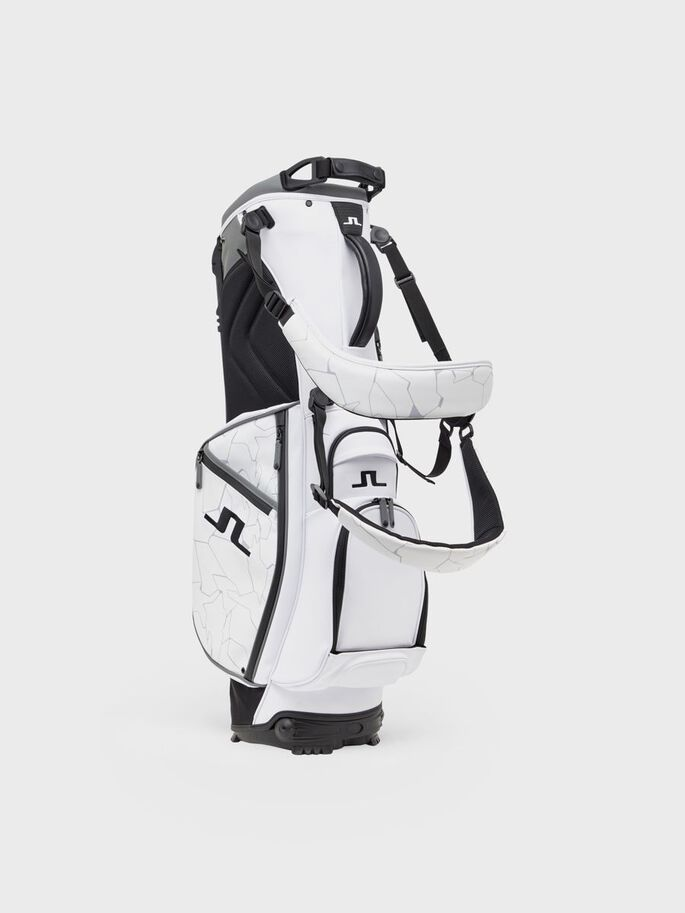 PLAY GOLF BAG, SLIT WHITE, large