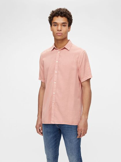 TENCEL REGULAR FIT SHIRT