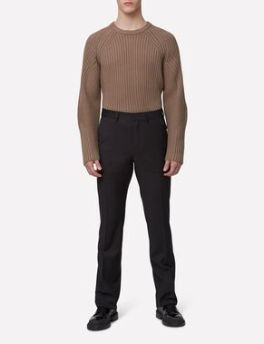 BOOTSY COMFORT WOOL SUIT TROUSERS