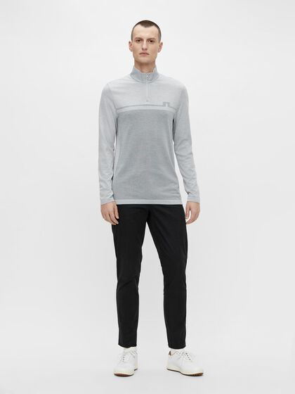 JOEY SEAMLESS MID LAYER PULLOVER