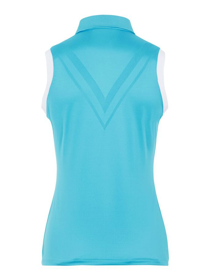 LUCIE TOP, Beach Blue, large
