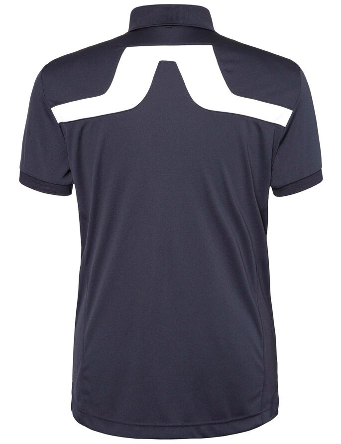 KV REG TX JERSEY POLO SHIRT, JL Navy, large