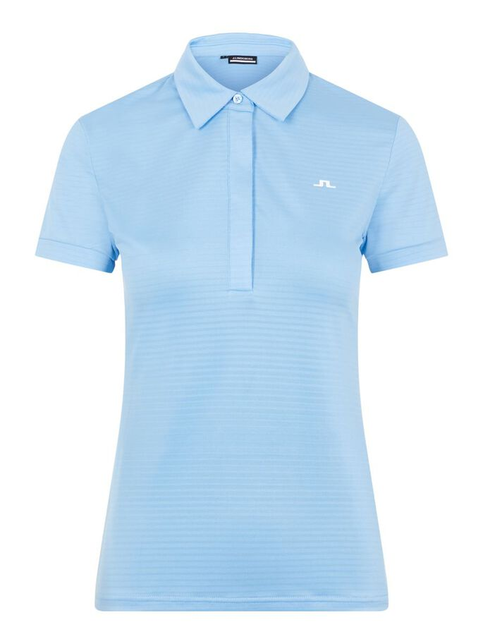 SUE POLOSHIRT, Summer Blue, large