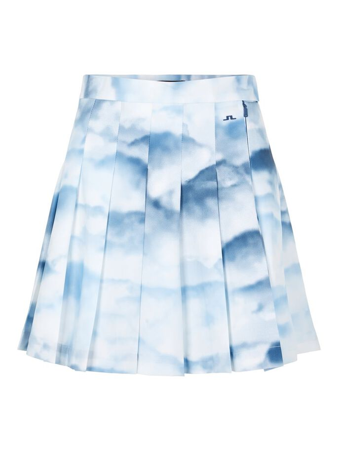 ADINA JUPE, CLOUD MIDNIGHT SUMMER BLUE, large