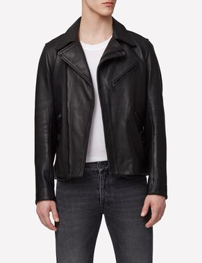 SEAL 76 CLEAN LEATHER JACKET