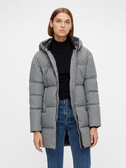 RADIATOR DOWN PARKA COAT