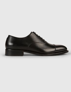 HOPPER CAP TOE ITALIAN CALF SHOES