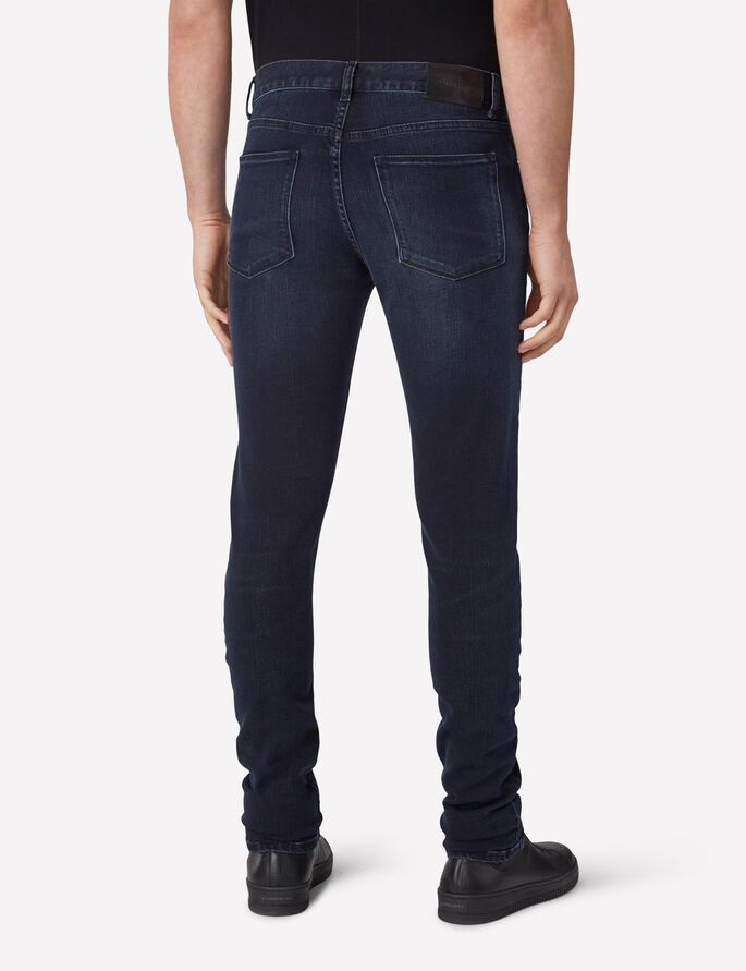 DAMIEN NIGHT SKINNY FIT JEANS, Dark Blue, large