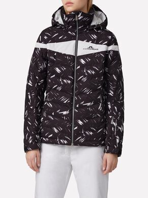 CRILLON JL 2-LAYER PRINT DOWN JACKET