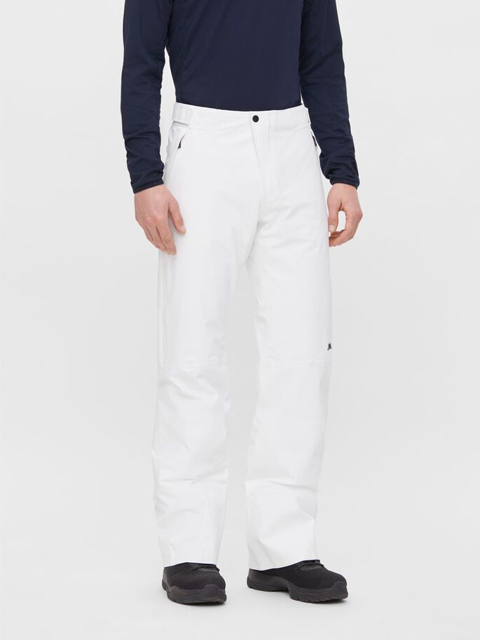RICK SKIHOSE, White, large
