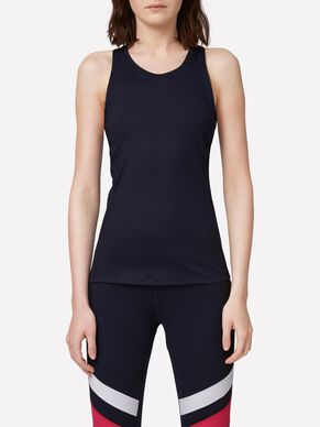 ACTIVE RINGERRÜCKEN TECH POLY TANK TOP