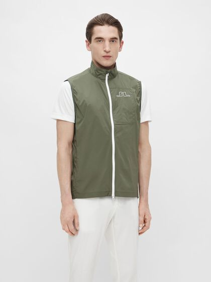 ASH LIGHT PACKABLE GILET