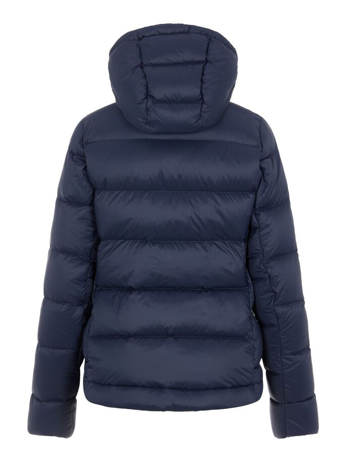 ROSE DOWN JACKE, JL Navy, large