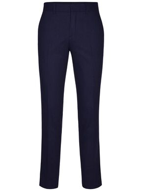 PAULIE STRETCH FLANNEL SUIT TROUSERS