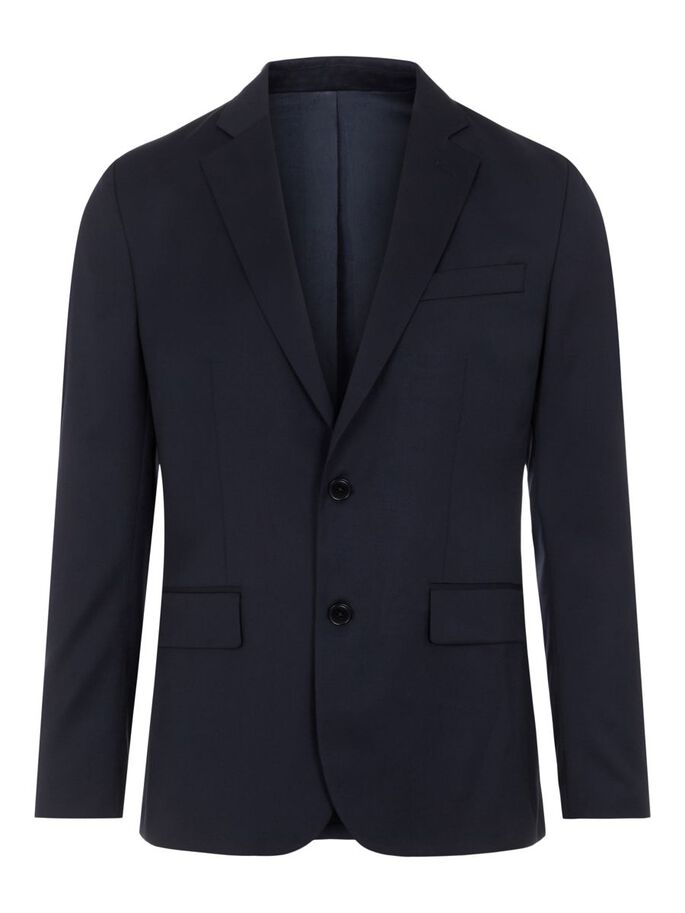 HOPPER WOOL BLAZER, JL Navy, large