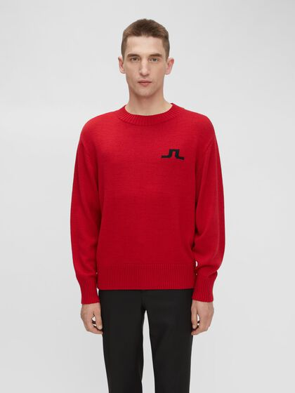 BECKERT CREW NECK SWEATER