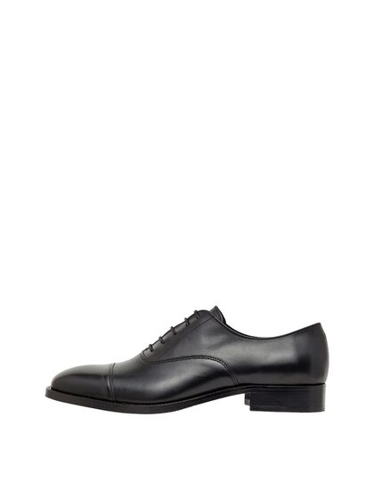 HOPPER LEATHER OXFORD SHOES