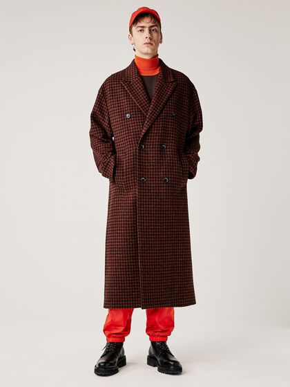 WILLY HOUNDSTOOTH LANGE JAS