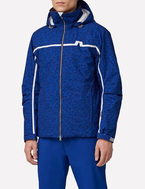 SITKIN JL 2-LAYER PRINT SKI JACKET