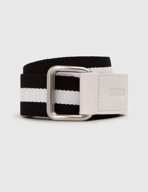 RYDER 40 RIBBED NYLON BELT