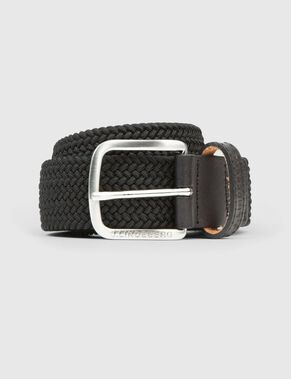 CHAPPER 35 SOLID ELASTIC BRAID BELT
