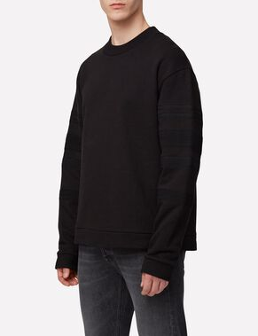 VECTOR RAYURE DOUX SWEAT-SHIRT