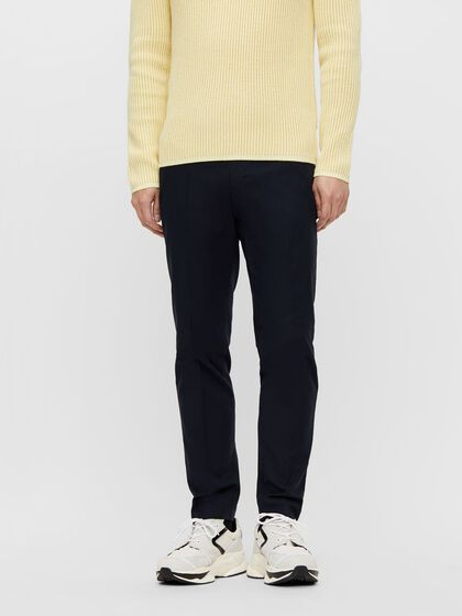 GRANT MICRO TEXTURE TROUSERS