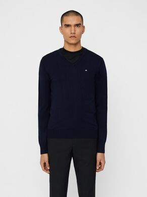 LYMANN TRUE MERINO KNIT SWEATER