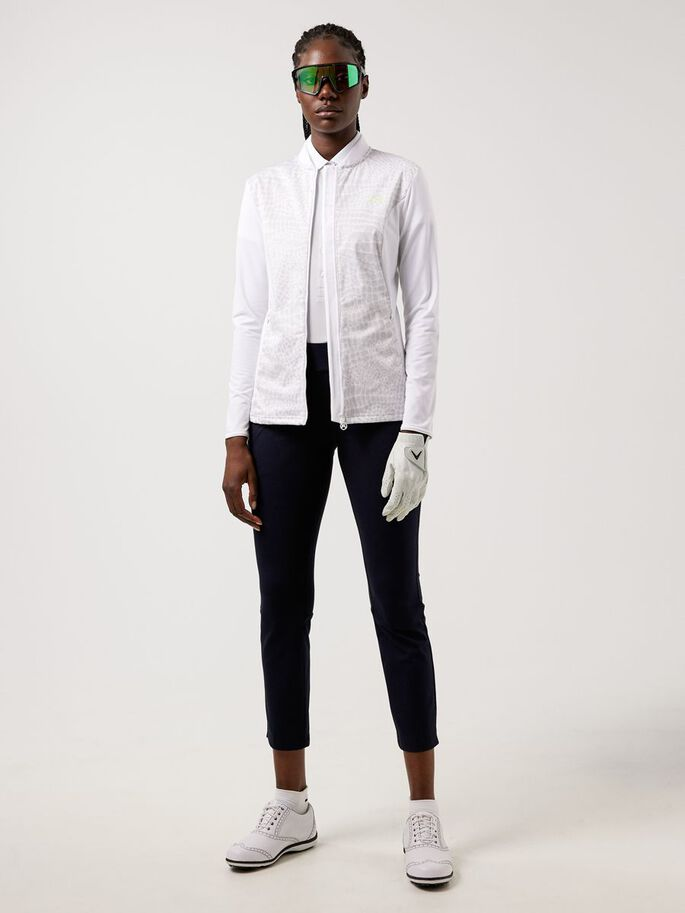 HARLOW MID LAYER JACKET, Micro Chip Croco, large