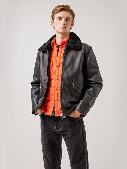 STERLING SHEARLING JAS