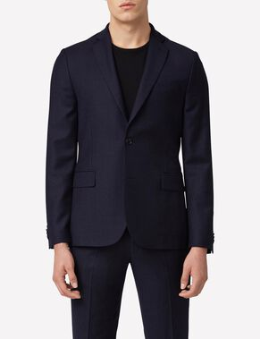 HOPPER SOFT WOOL STRETCH BLAZER