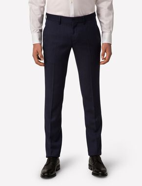 PAULIE FANCY WOOL SUIT TROUSERS