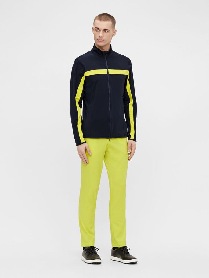 JARVIS MID LAYER JACKE, Leaf Yellow, large