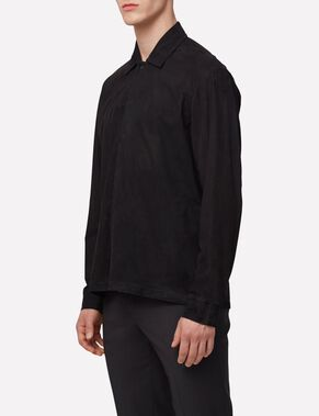 JASON SUEDE SHIRT