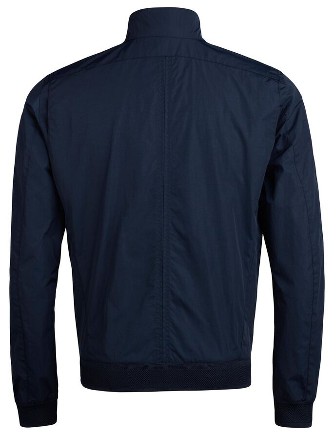 TRAVIS 72 SPORTS NYLON JACKET, Dk Navy, large
