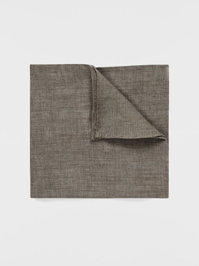 28 SQUARE LINEN TASCHENTUCH, Sheppard, large