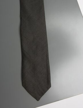 LALLE LIGHT LINEN TIE