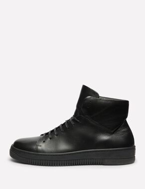 HIGH TOP SPORT CALF SNEAKERS