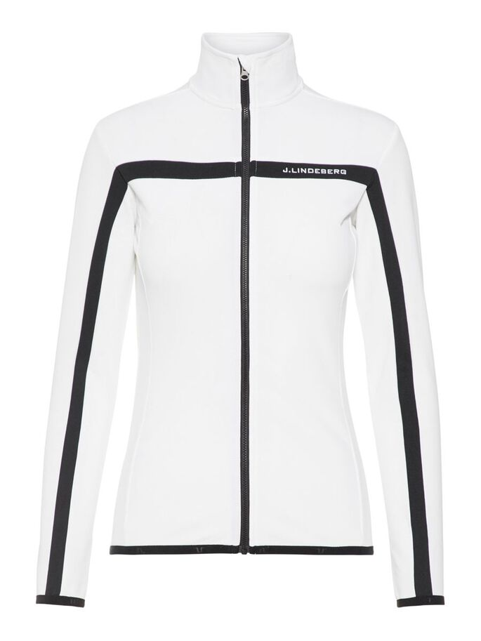 JARVIS MIDLAYER JACKET, White, large