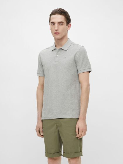 TROY COTTON POLOSHIRT