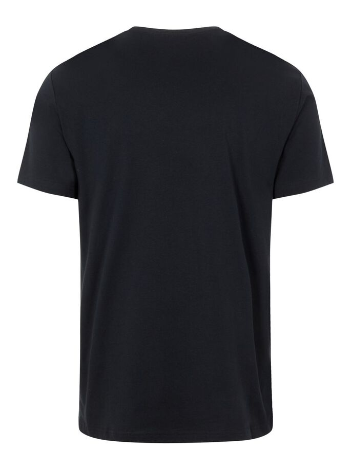 SILO T-SHIRT, Black, large