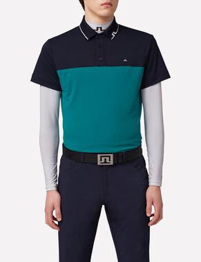 JOHAN SLIM TX TOURQUE POLO SHIRT