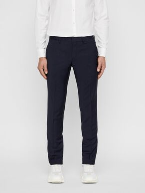 PAULIE COMFORT WOOL SUIT TROUSERS