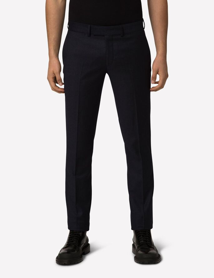 GRANT WOLLSTRETCH- HOSE, Mid Blue, large
