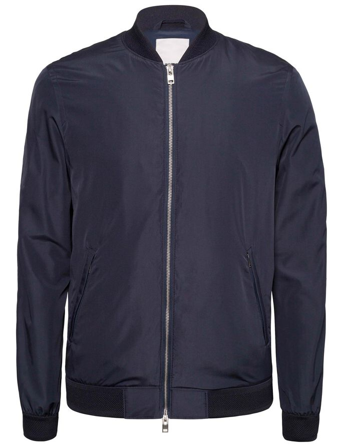 THOM 72 GRAVITY POLY JACKET, Dk Navy, large