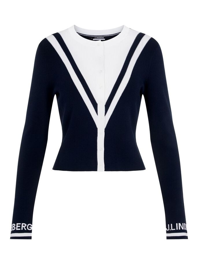 JEANNE STRICKJACKE, JL Navy, large