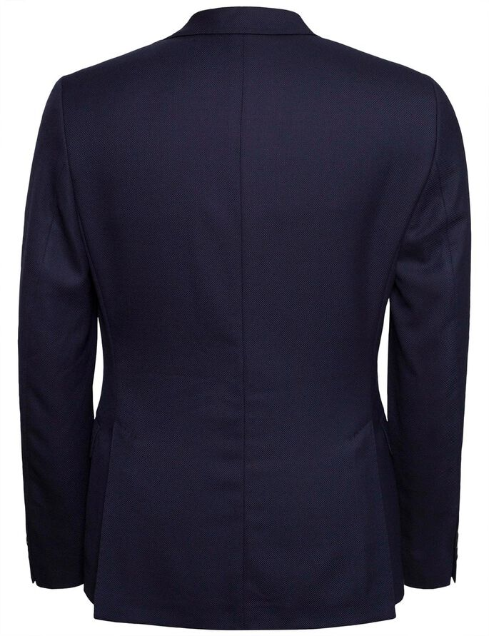 HOPPER SOFT 110S STRUCTURE BLAZER, Mid Blue, large