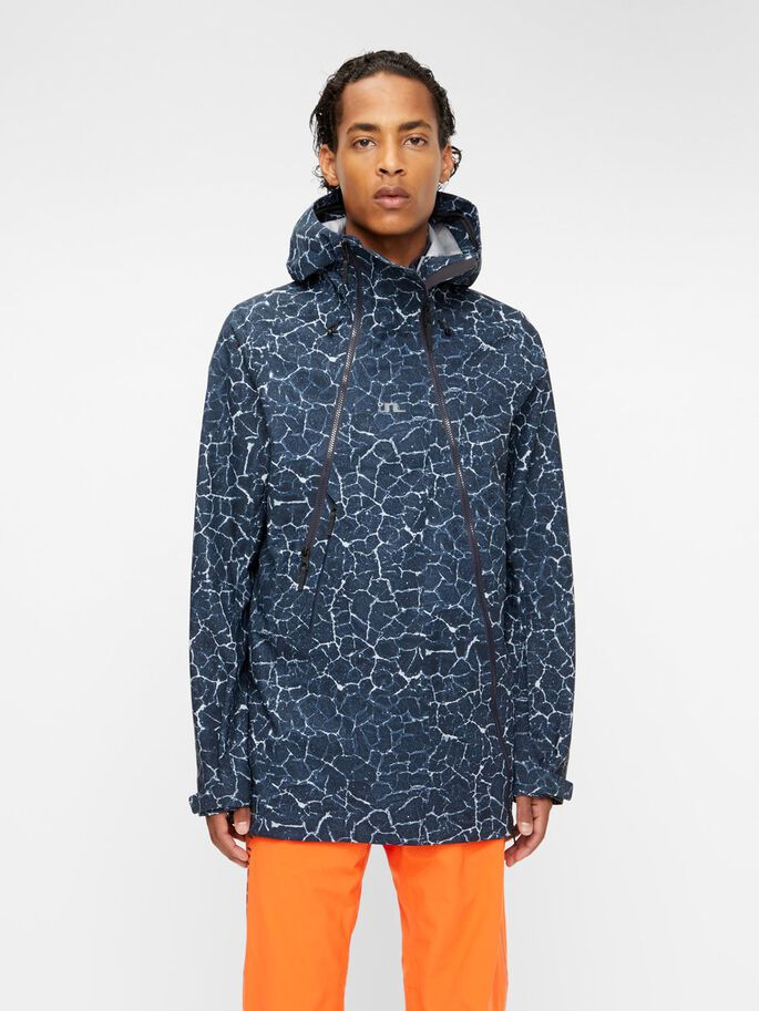 BRETT SHELL SKI JACKET, Lunar Navy, large
