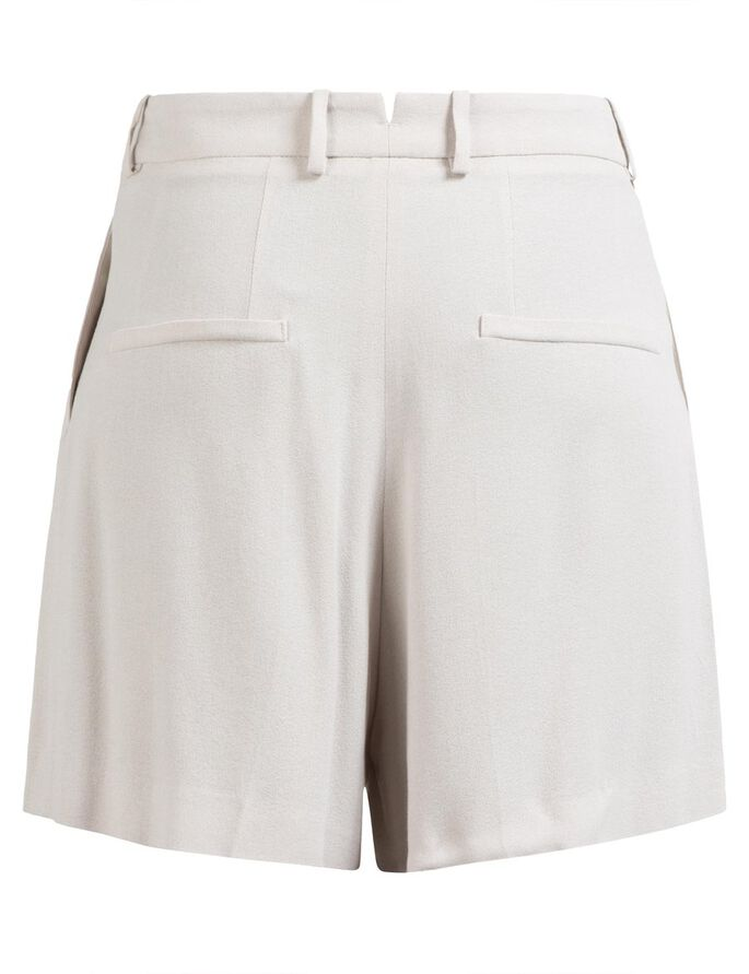 WILLOW TECH-KREPP SHORTS, Lt Grey/Beige, large