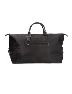 LEATHER/NYLON BAG